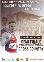 Demi-Finale du Championnat de France de Cross Country