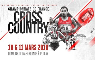 Coupe de France des Ligues Minimes de Cross à Plouay: la sélection