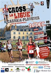 Match Inter-ligue de cross country à Carhaix